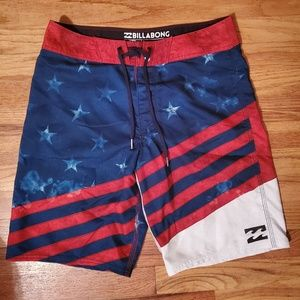 BILLABONG Platinum American Board Shorts